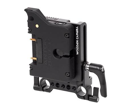 gold mount micro battery slide pro for bmpcc 6k pro