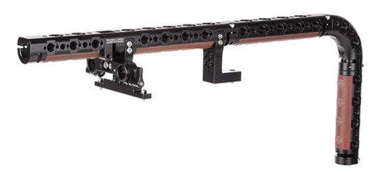 master top handle, top mounting handgrip for sony venice camera