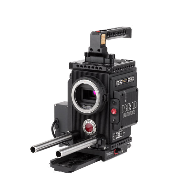 advanced red weapon/dsmc2 camera accessory bundle & camera gear from wooden camera