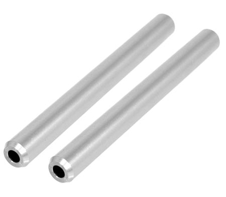 set of two 15mm camera rod for the ZZZ camera