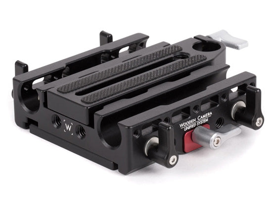 unified base plate for sony fs7 & canon c series cameras
