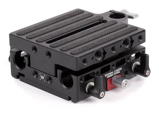 unified base plate for the sony fs5 camera