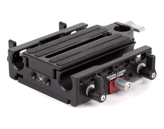 unified base plate for the sony f55/f5 camera