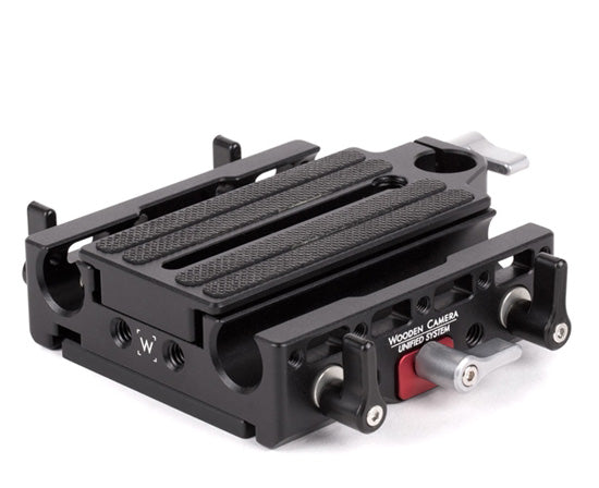 unified baseplate for the sony fx6 camera