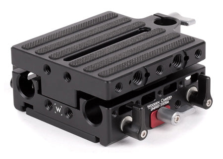 unified base plate for the canon c500mkii camera camera