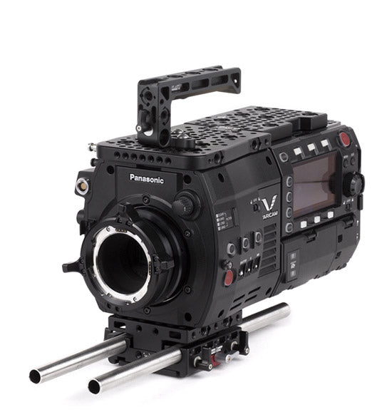 basic panasonic varicam 35 camera support package & accessories from wooden camera