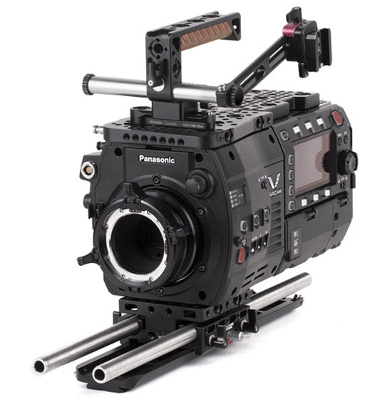 professional panasonic varicam 35 camera support kit & accessories from wooden camera