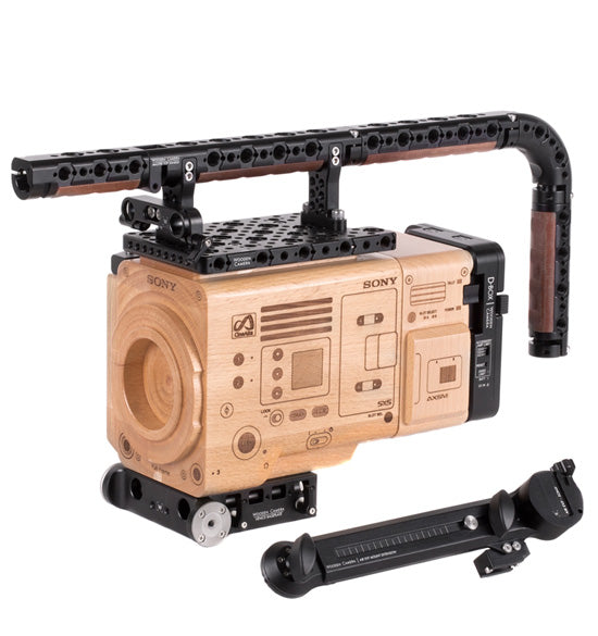 professional v-mount sony venice camera support package & accessories
