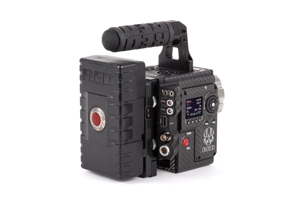 Cable-less V-Mount (RED DSMC2)