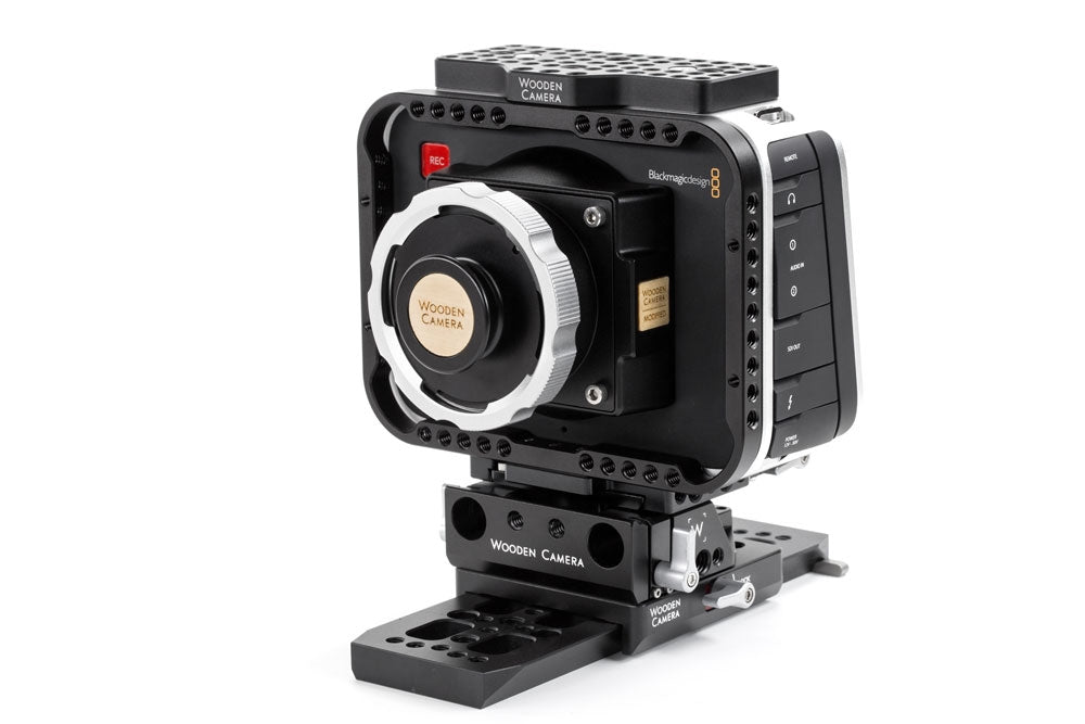 Interchangeable Mount (BMCC MFT)