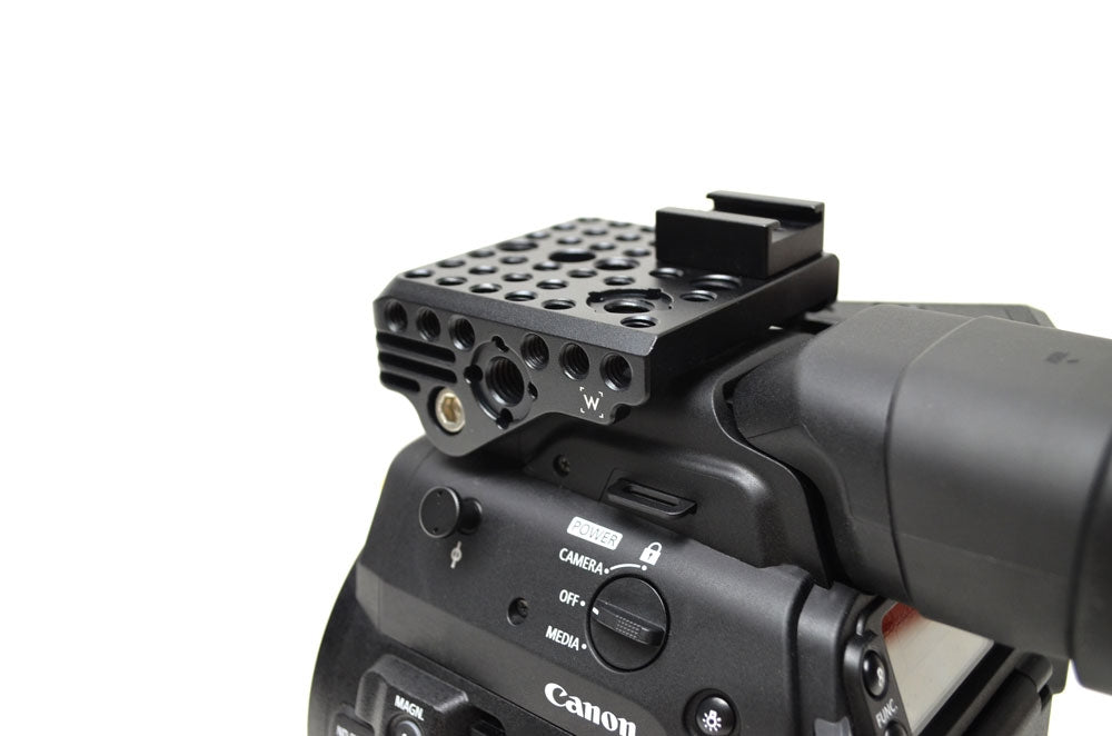 Top Plate (C300mkII)
