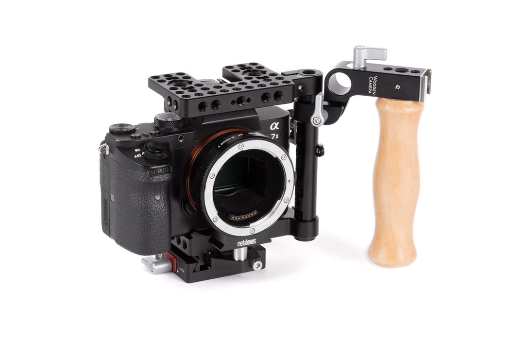 *B-STOCK* Unified DSLR Cage (Small, Wood) - 243600