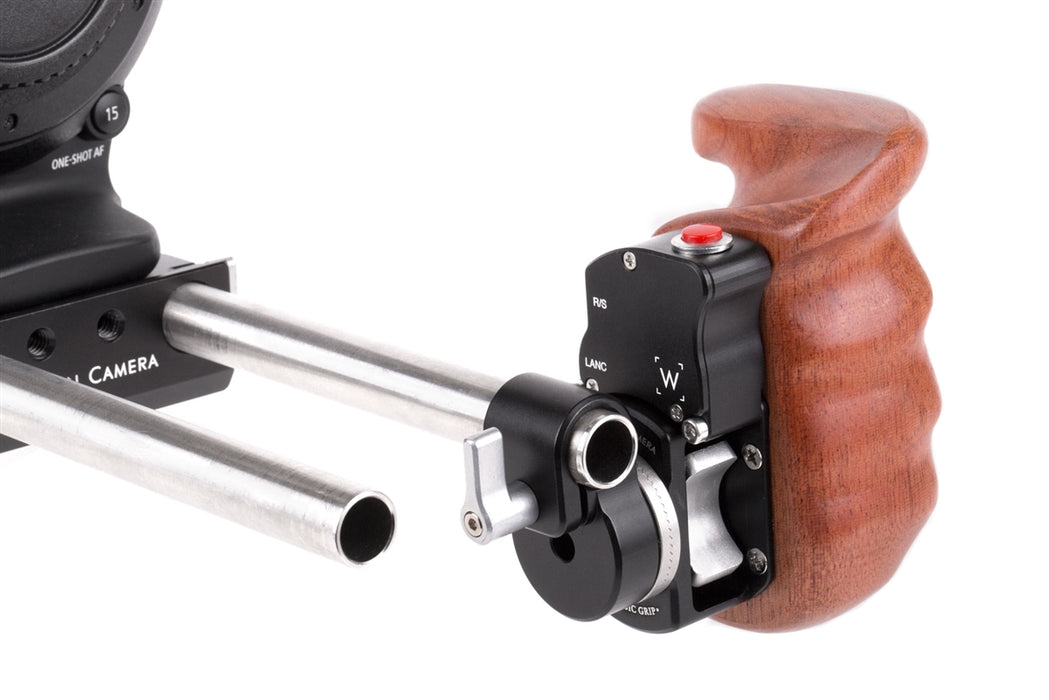 Wooden Camera Handgrip (Left)