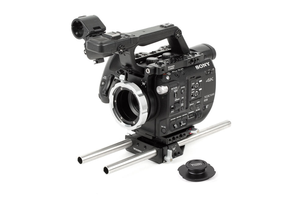 E-Mount to PL Mount Pro (Sony FS5)