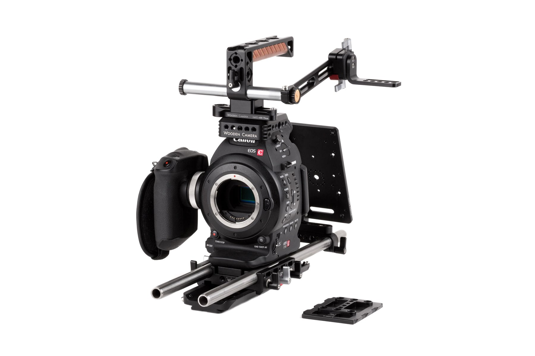 Canon C100 Unified Accessory Kit (Pro)