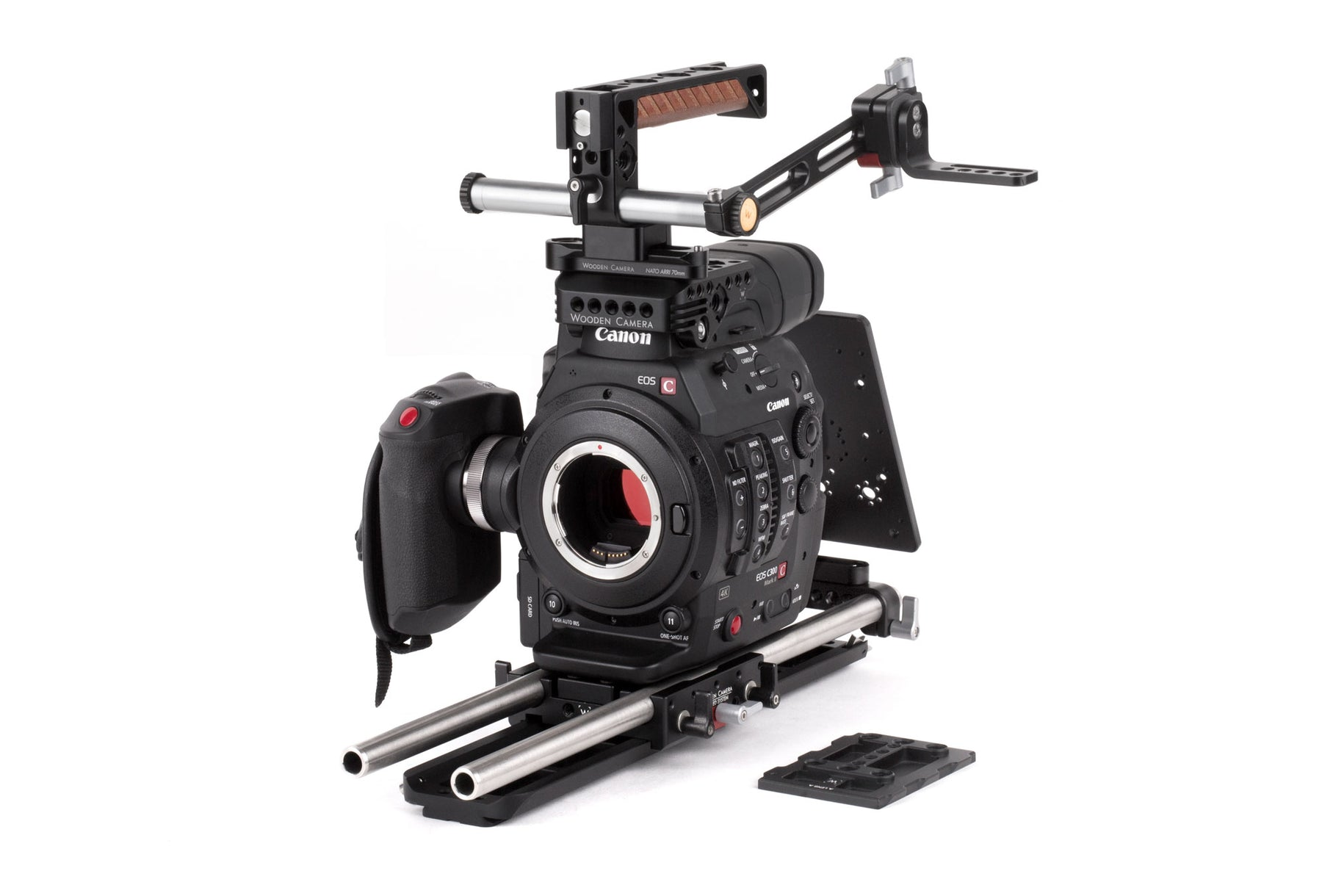 Canon C300mkII Unified Accessory Kit (Pro)