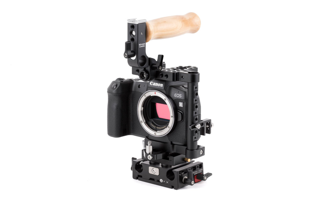 Unified DSLR 15mm Baseplate