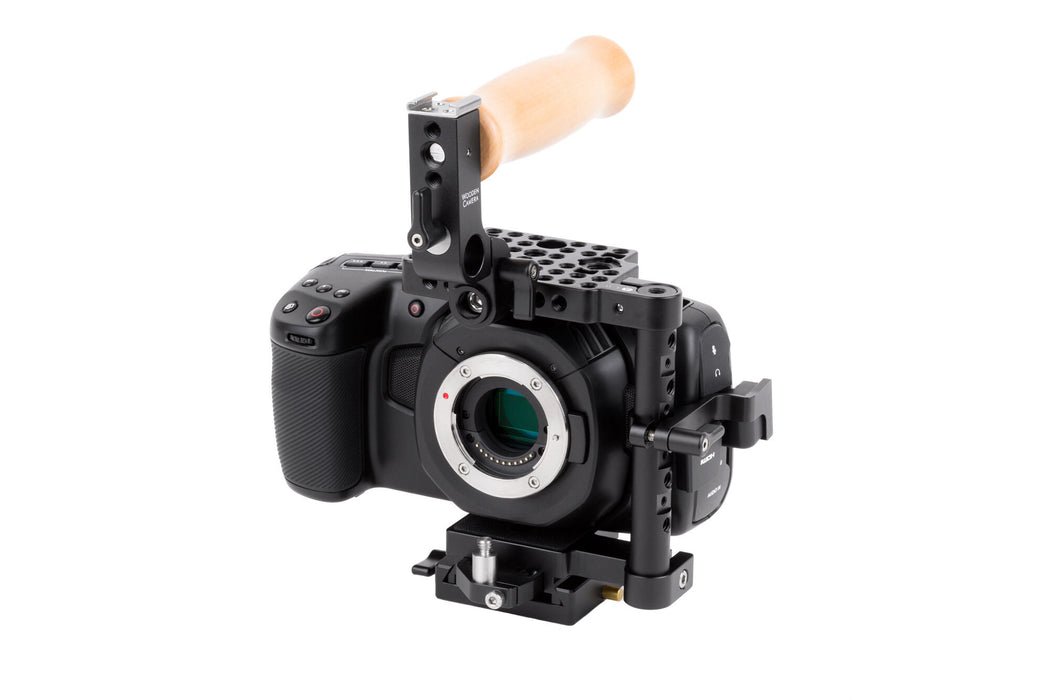 Unified BMPCC4K / BMPCC6K Camera Cage (Blackmagic Pocket Cinema Camera 4K / 6K)
