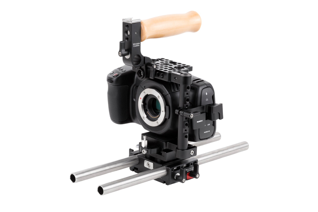 Blackmagic Pocket Cinema Camera 4K / 6K Unified Accessory Kit (Base)
