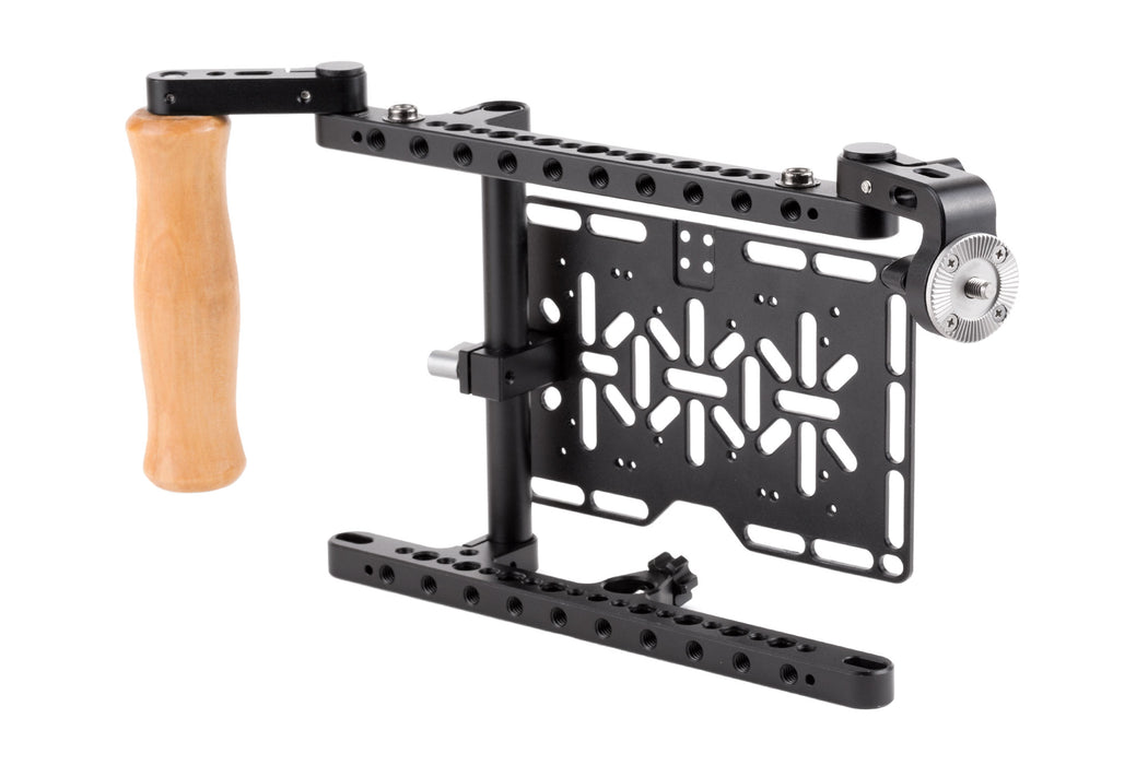 Director's Monitor Cage Male ARRI Rosette Adapter (M6)
