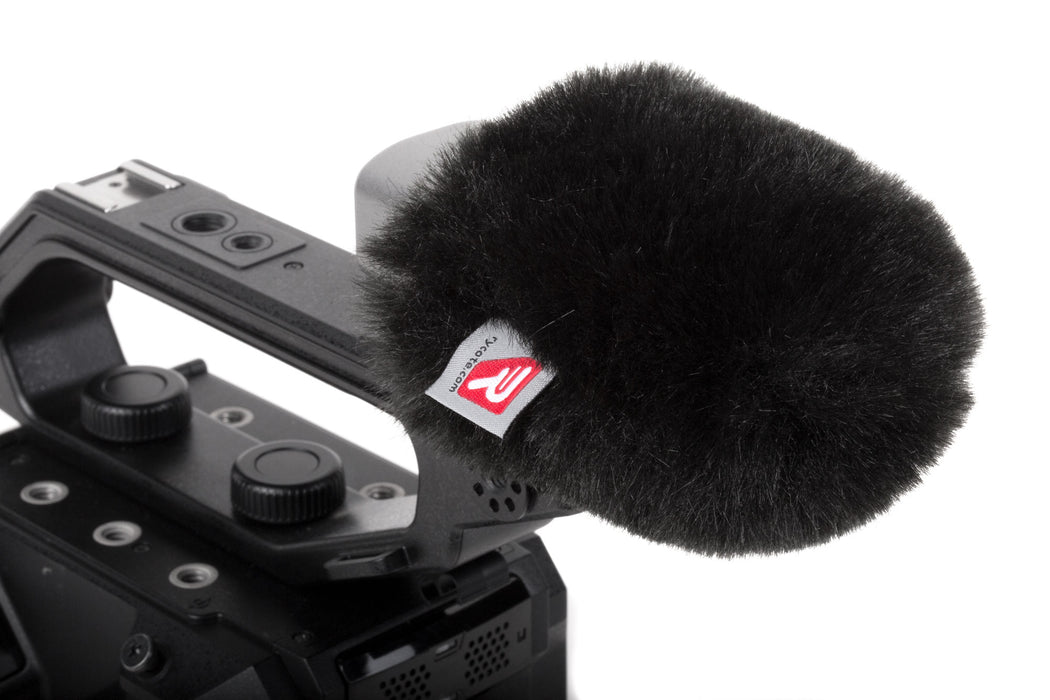 VX Skateboard Camera Mic Deadcat Windscreen