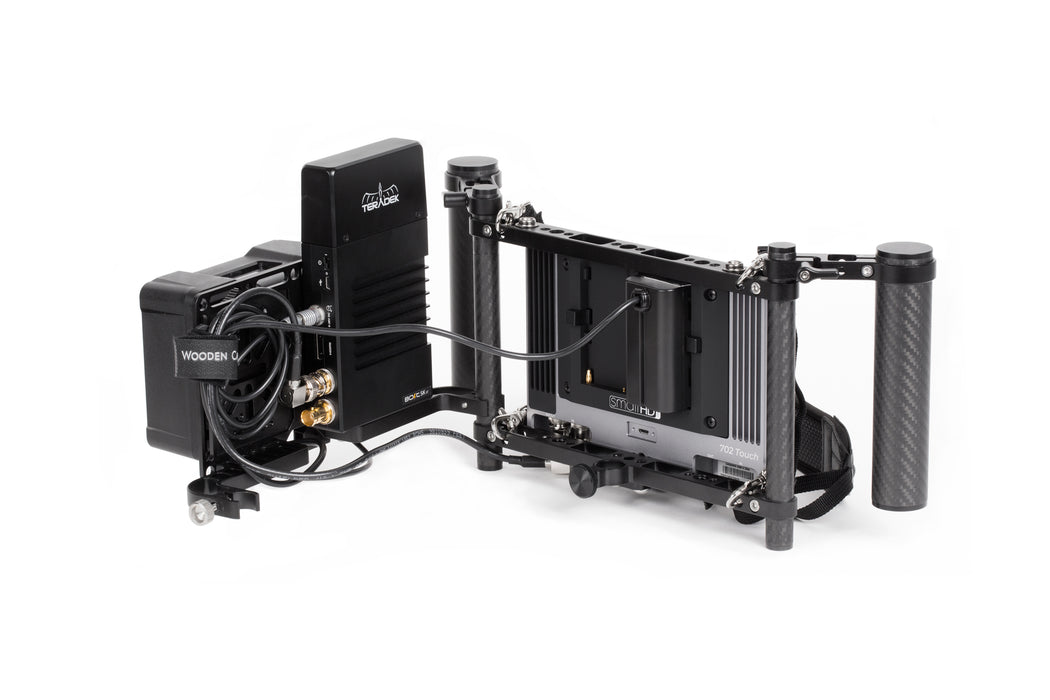 Dual Director's Monitor Cage v3