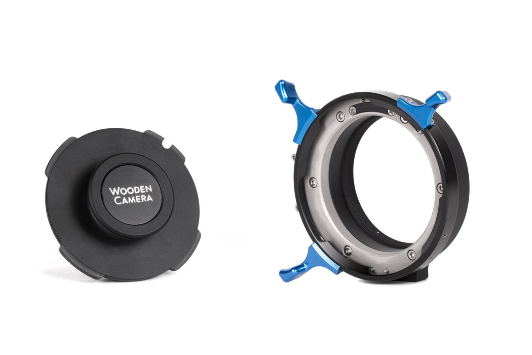 Fujifilm G Mount (GFX) to ARRI LPL Mount Adapter
