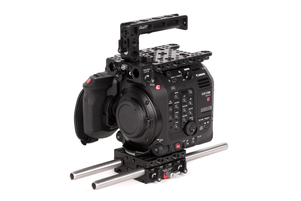 Top Plate (Canon C300mkIII, C500mkII)