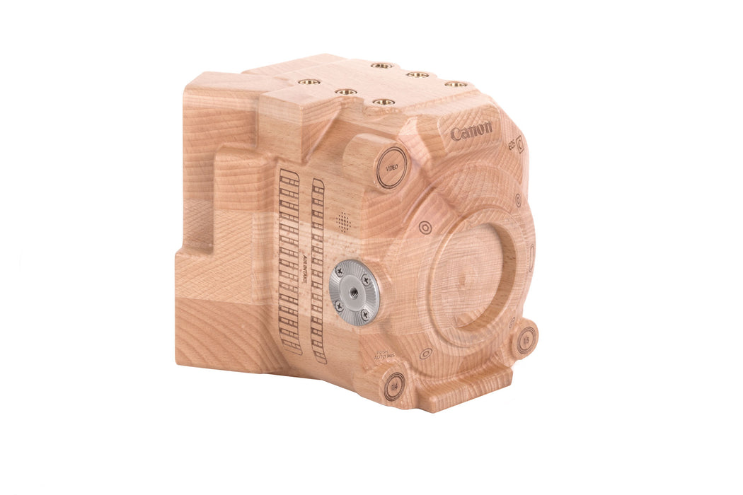 Wood Canon C300mkIII / C500mkII Model