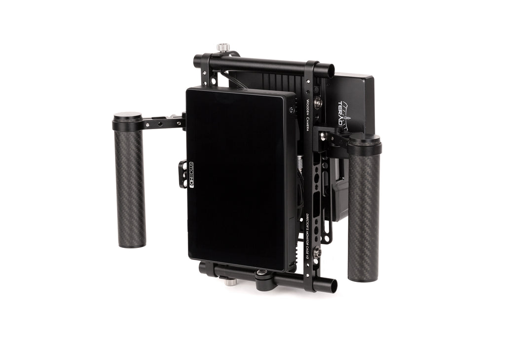 Director's Monitor Cage v3 Vertical Conversion Kit