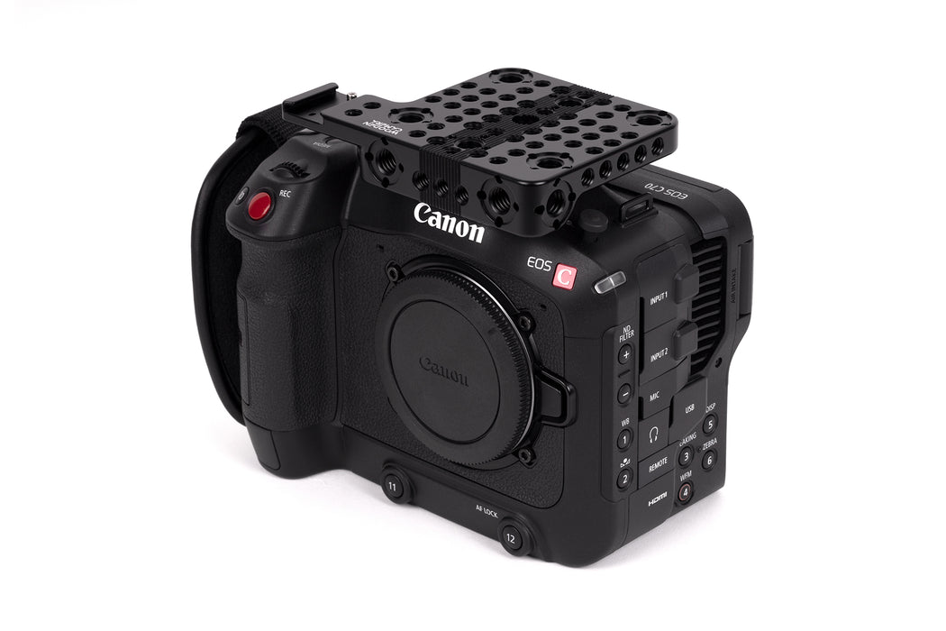 Top Plate (Canon C70)