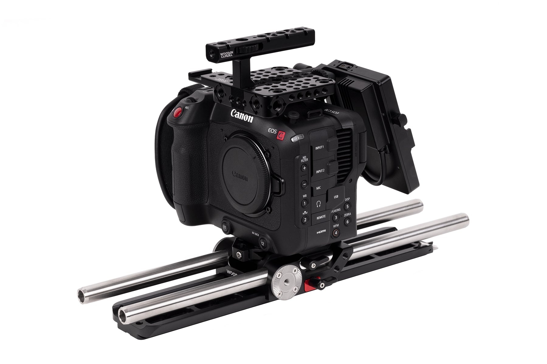 Canon C70 Unified Accessory Kit (Pro, V-Mount)