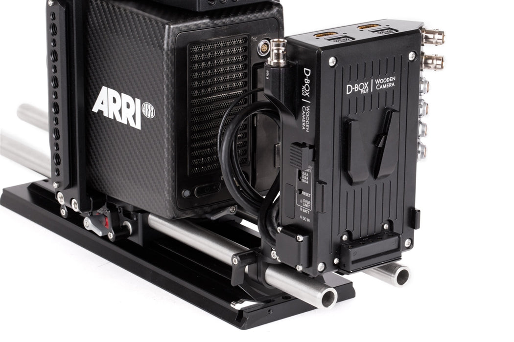 D-Box Plus (ARRI Alexa Mini, V-Mount)
