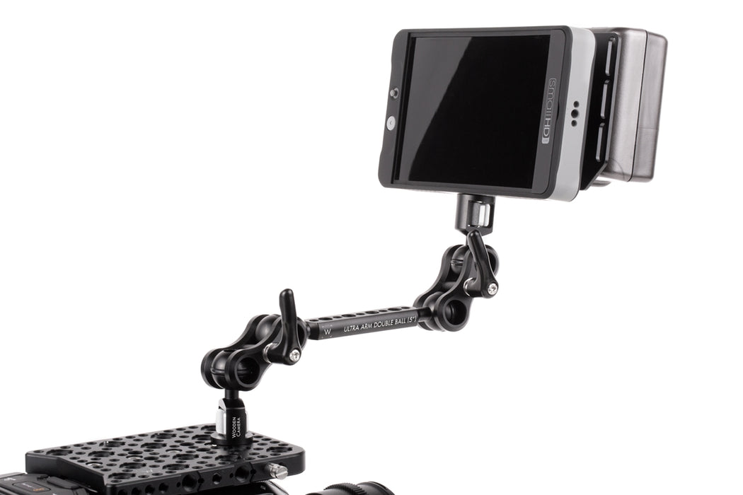 "Ultra Arm Monitor Mount (1/4-20 to 1/4-20, 5"")"