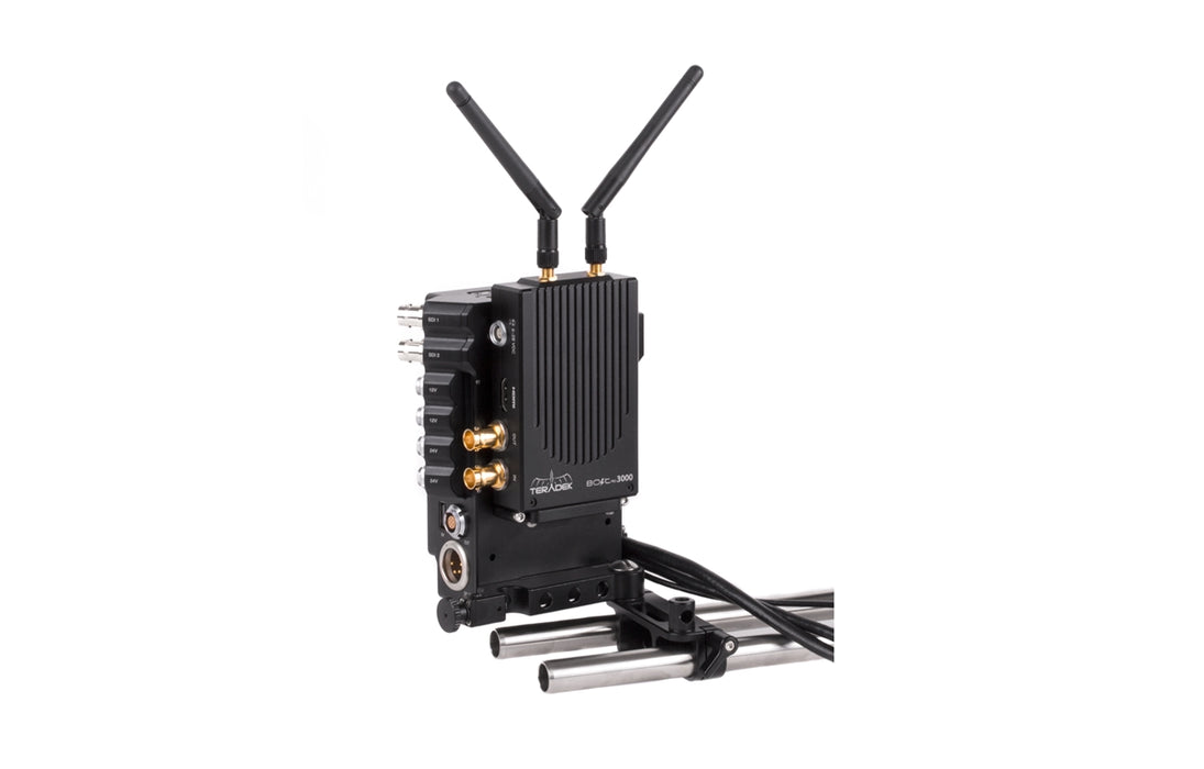D-Box Plus Teradek Mounting Bracket