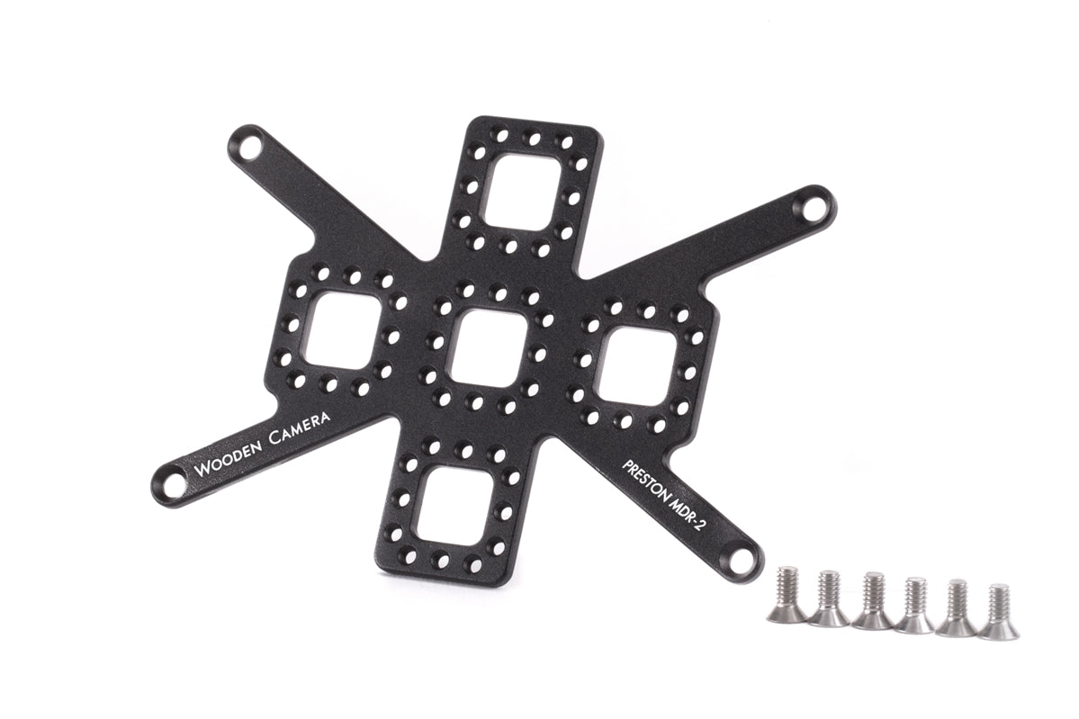Preston MDR2 Mounting Plate