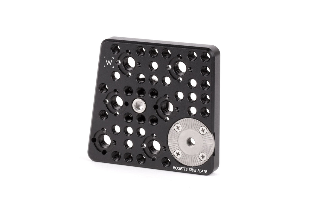 Rosette Side Plate (URSA Mini)