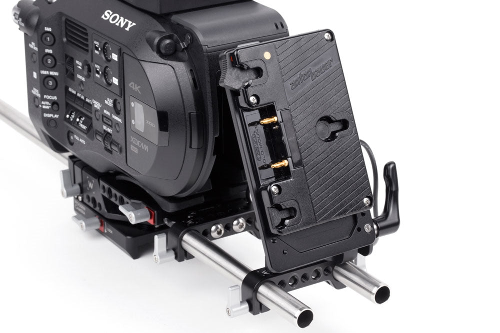 WC Gold Mount (Sony FS7, FS5, Panasonic EVA1)