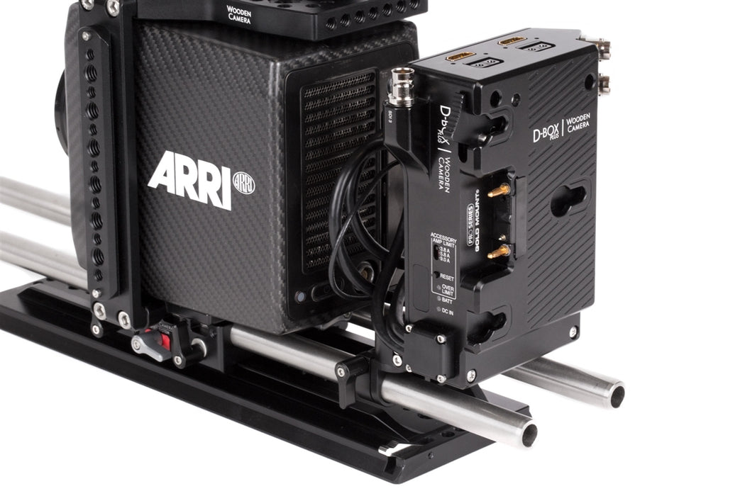 D-Box Plus (ARRI Alexa Mini, Gold Mount)