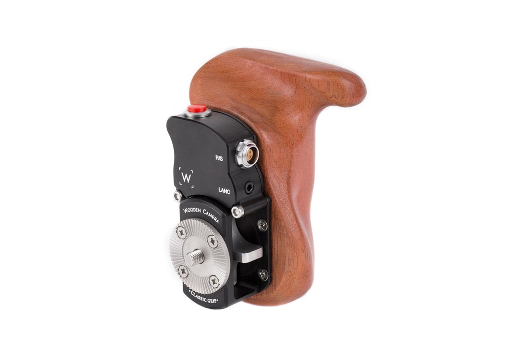 Wooden Camera Handgrip Trigger Box