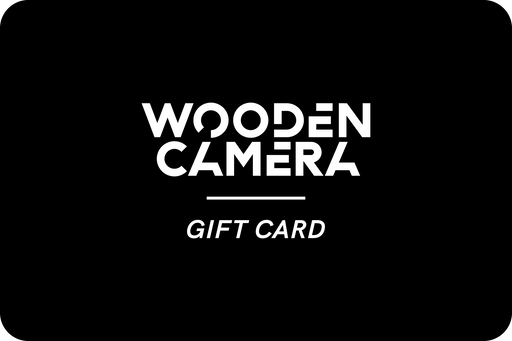 Wooden Camera Gift Card