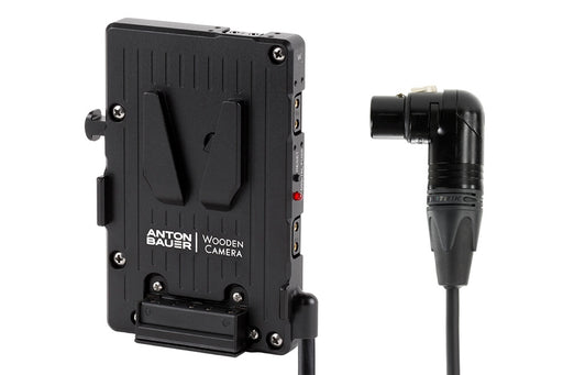 WC Pro V-Mount (4pin XLR Right Angle)