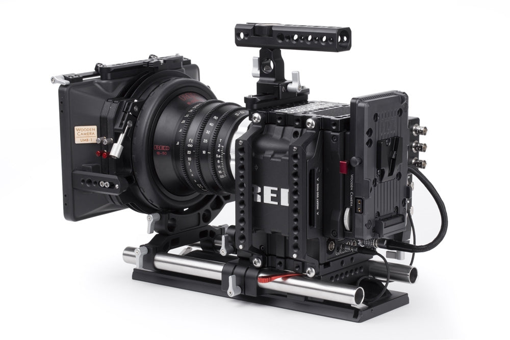UMB-1 Universal Mattebox (19mm Adapter)