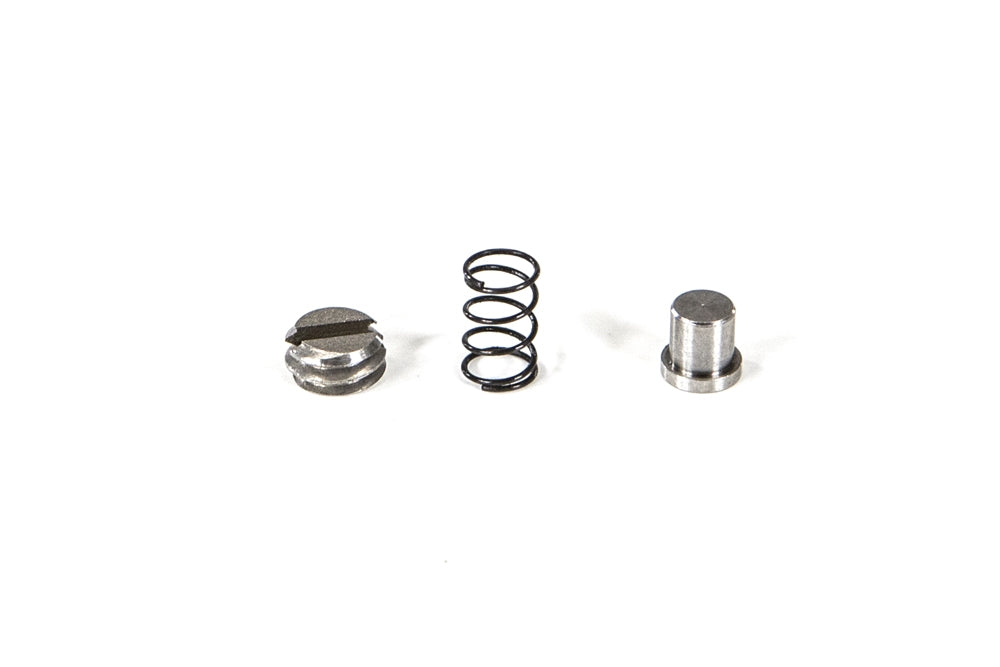 Pin, Spring, Tiny Set Screw