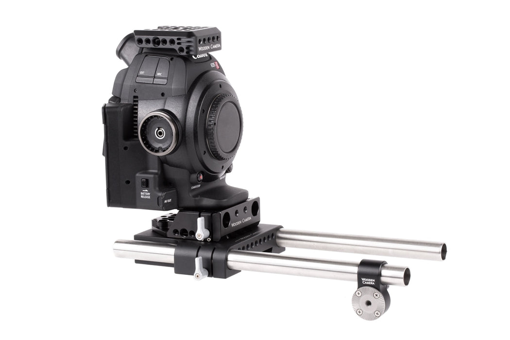 Rod Clamp 19mm Wooden Camera