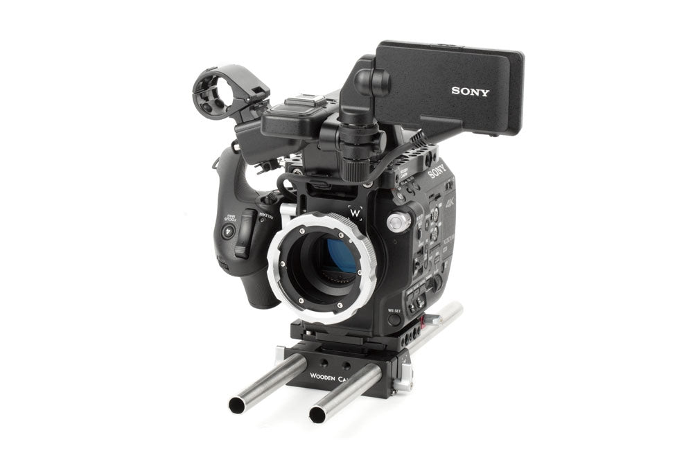 Lens Support Adapter (Sony FS5)