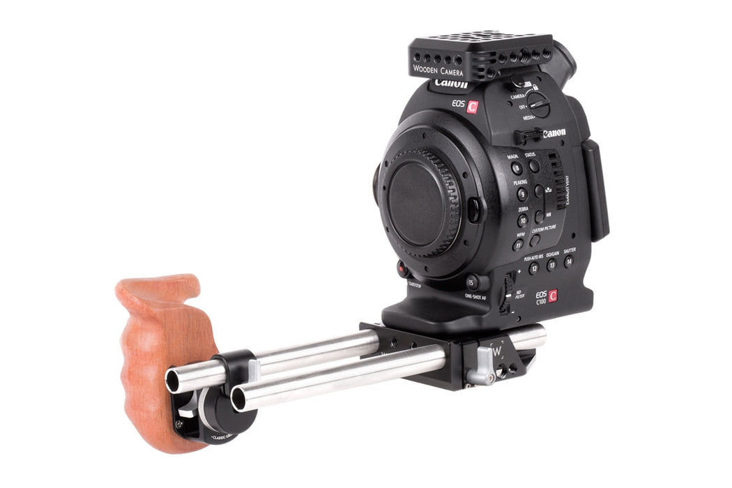 Wooden Camera Handgrip (Right)