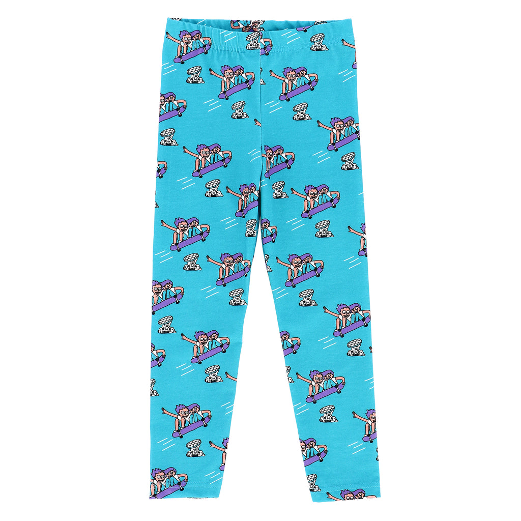 Jelly Alligator Epic Skater Leggings