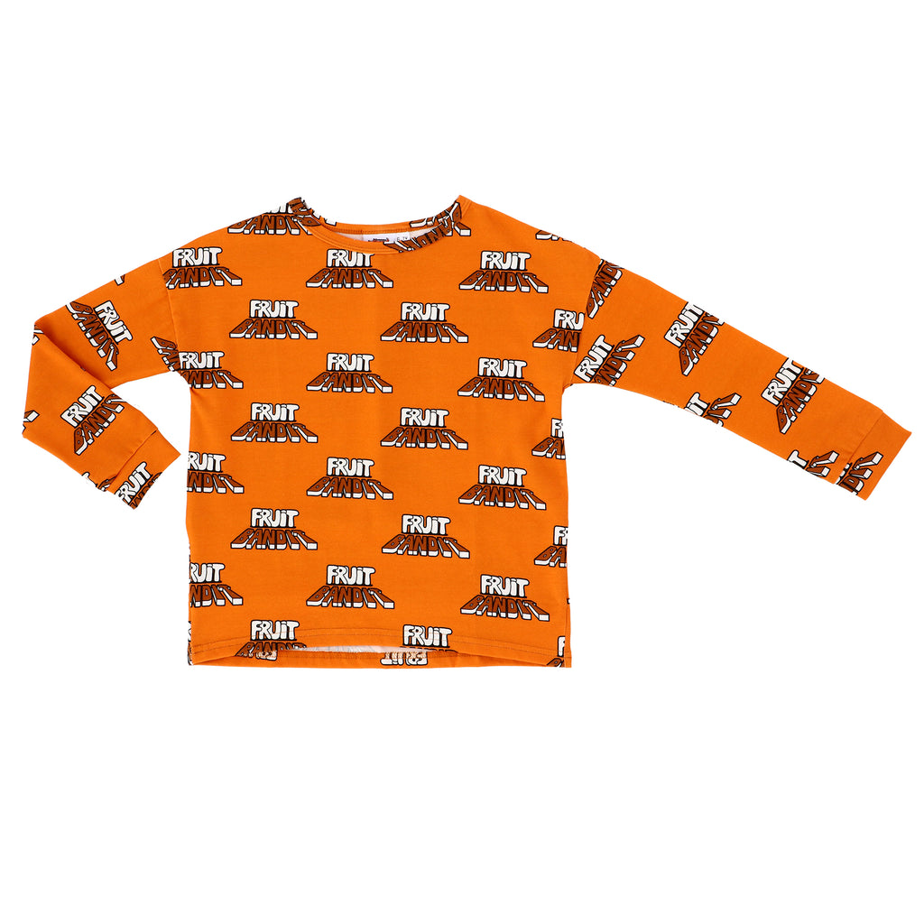 Jelly Alligator Fruit Bandit Long Sleeve Tee