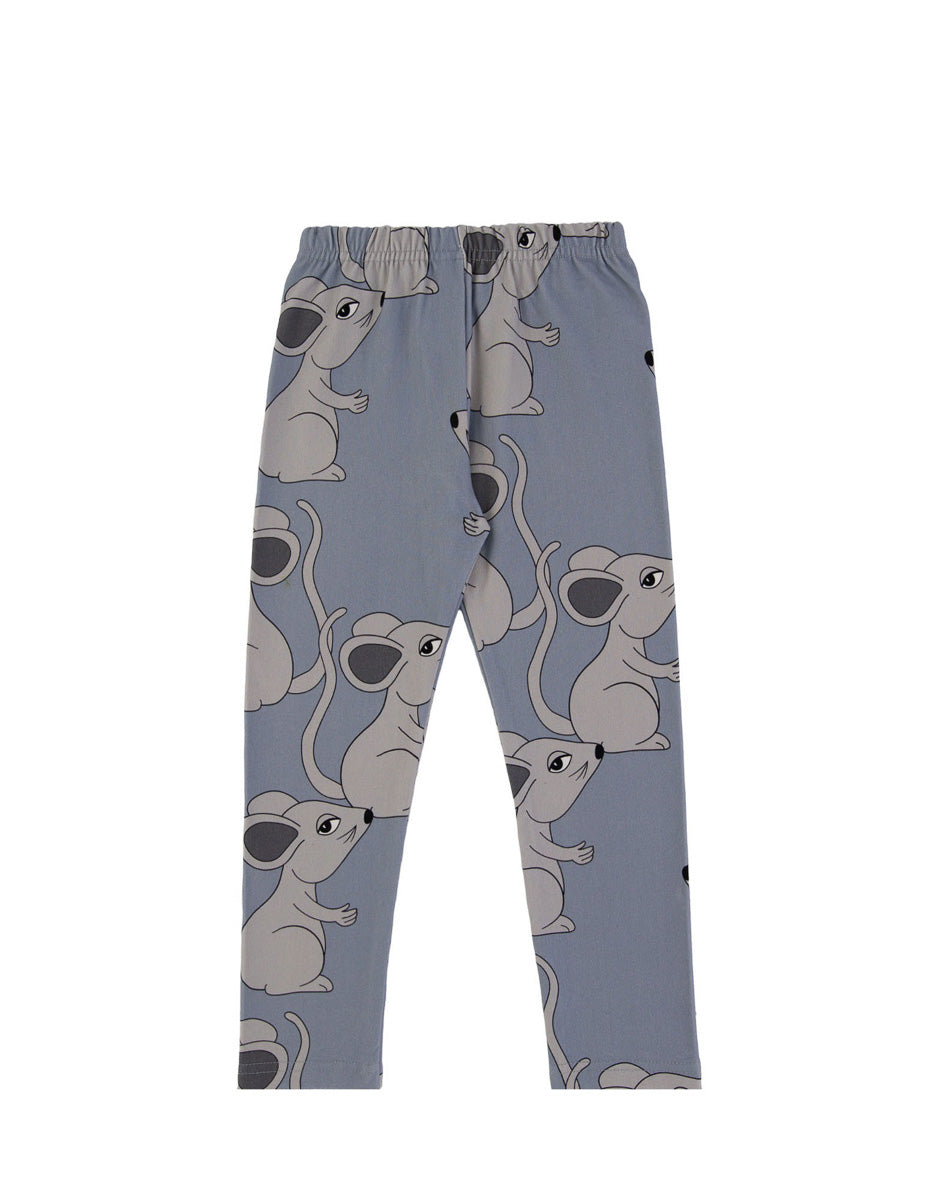 Blue Mouse Leggings- Dear Sophie